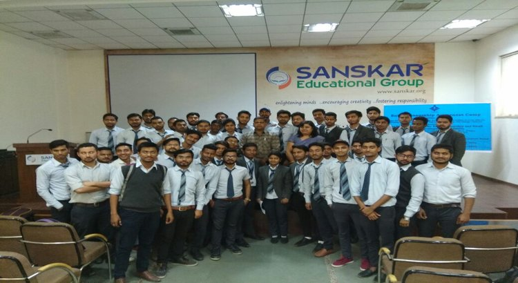 Entrepreneurship Awareness Camp commenced at Sanskar-Educational-Group supported by Ministry of Science and Technology